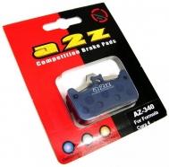 A2Z - Klocki do hamulców Formula Cura 4 AZ-340