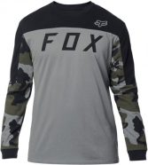FOX - Longsleeve Grizzled Airline