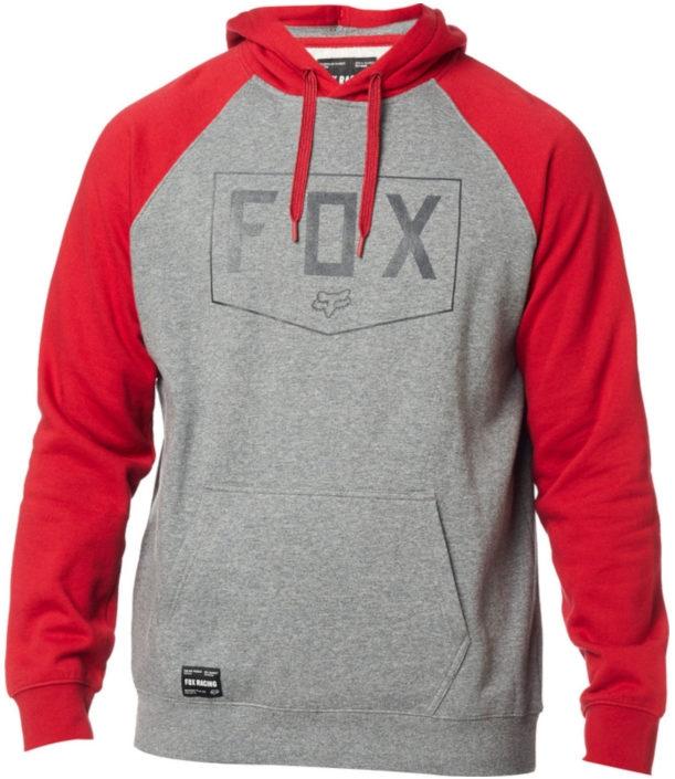 FOX Bluza Shield Hoodie