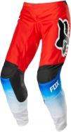 FOX - Spodnie 180 Fyce Blue Red Lady