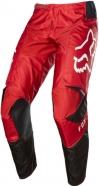 FOX - Spodnie 180 Prix Flame Red Junior