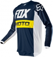 FOX - Jersey 180 Fyce Navy Junior