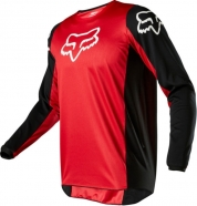 FOX - Jersey 180 Prix Flame Red Junior