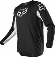 FOX - Jersey 180 Prix Black White Junior