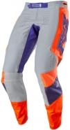 FOX - Spodnie 360 Linc Grey Orange