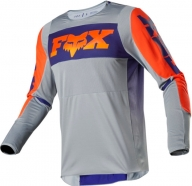 FOX - Jersey 360 Linc Gray Orange