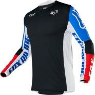 FOX - Jersey Flexair Honr Black