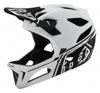 Troy Lee Designs - Kask Stage Stealth White MIPS®