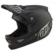 Troy Lee Designs - Kask D3 Midnight Chrome CF MIPS