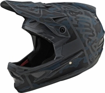 Troy Lee Designs - Kask D3 Factory Camo Grey