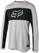 FOX - Jersey Ranger Dri-Release Foxhead Steel Grey