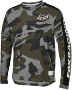 FOX - Jersey Ranger Dri-Release Green Camo Junior