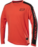 FOX - Jersey Ranger Dri-Release Orange Crush Junior