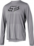 FOX - Jersey Ranger Foxhead Steel Grey