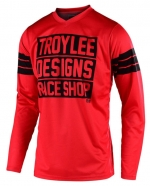 Troy Lee Designs - Jersey GP Carlsbad Red