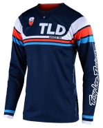Troy Lee Designs - Jersey SE Seca Navy Orange