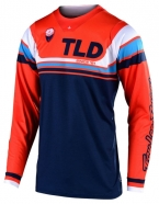Troy Lee Designs - Jersey SE Seca Orange Dark Navy