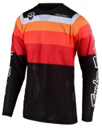 Troy Lee Designs - Jersey SE Air Spectrum Orange Black
