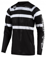 Troy Lee Designs - Jersey SE Air Spectrum Black White