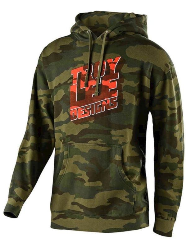 Troy Lee Designs Bluza Block Party Pullover
