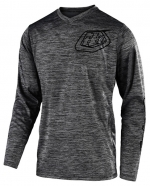 Troy Lee Designs - Jersey GP Mono Heather Gray