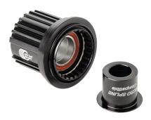 DT Swiss - Zestaw bębenek+adapter MTB Shimano Micro Spline 12speed (Star Rachet)