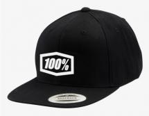 100% - Czapka Essential Snapback