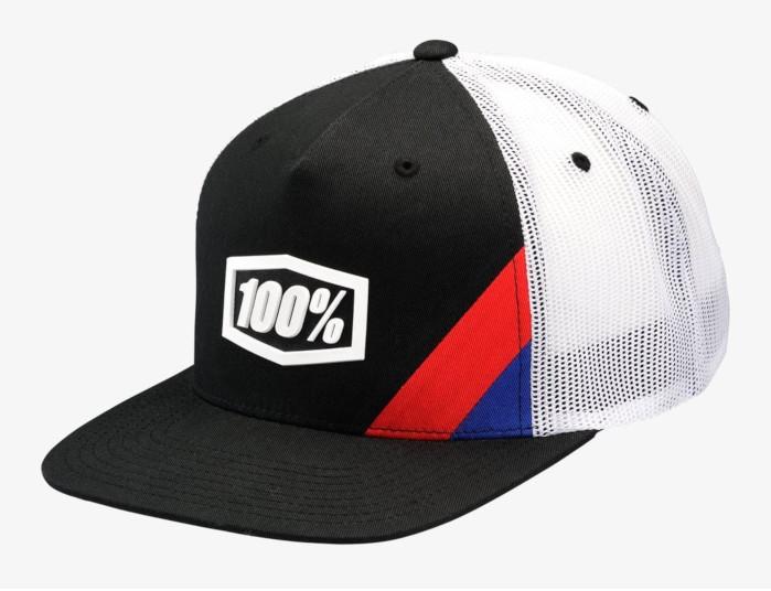 100% Czapka Cornerstone Trucker