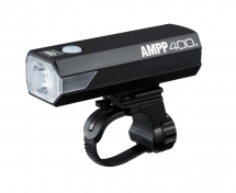 Cateye - Lampka przednia AMPP 400 HL-EL084RC