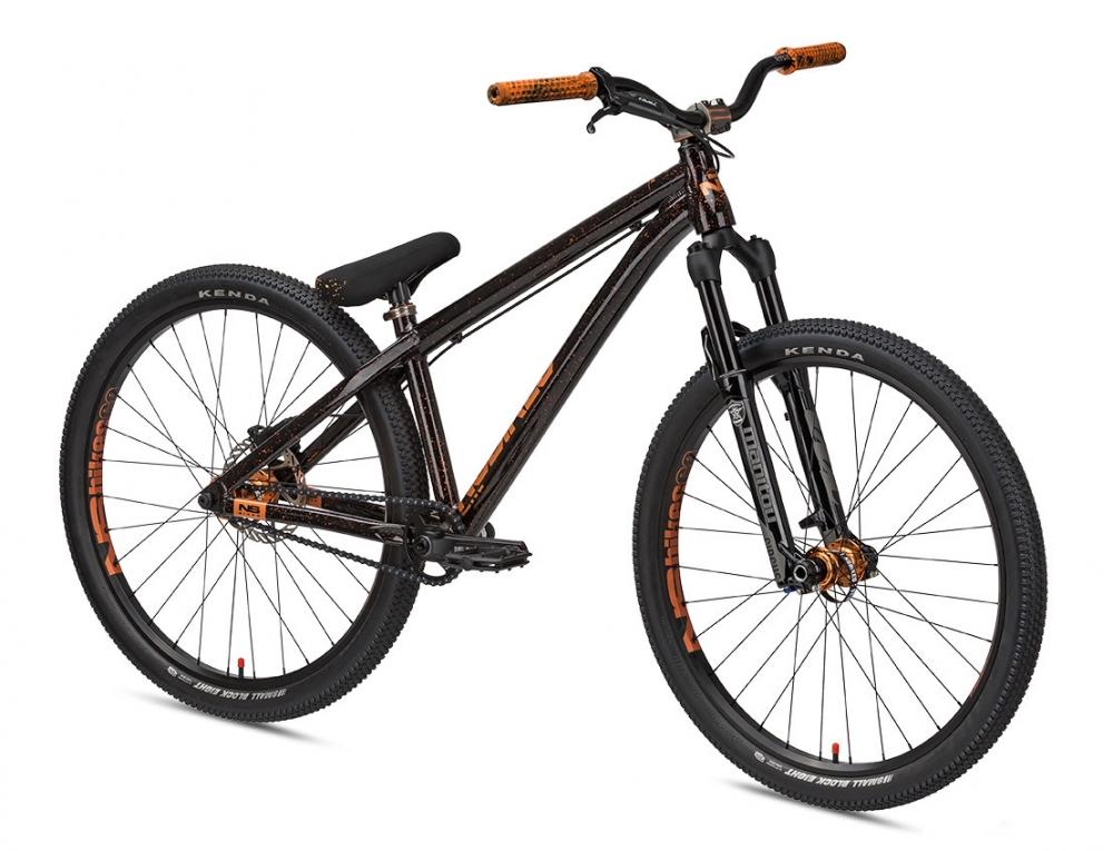 NS Bikes Rower Movement 1