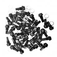 OneUp - Zestaw pinów i podkładek do pedałów Aluminium
