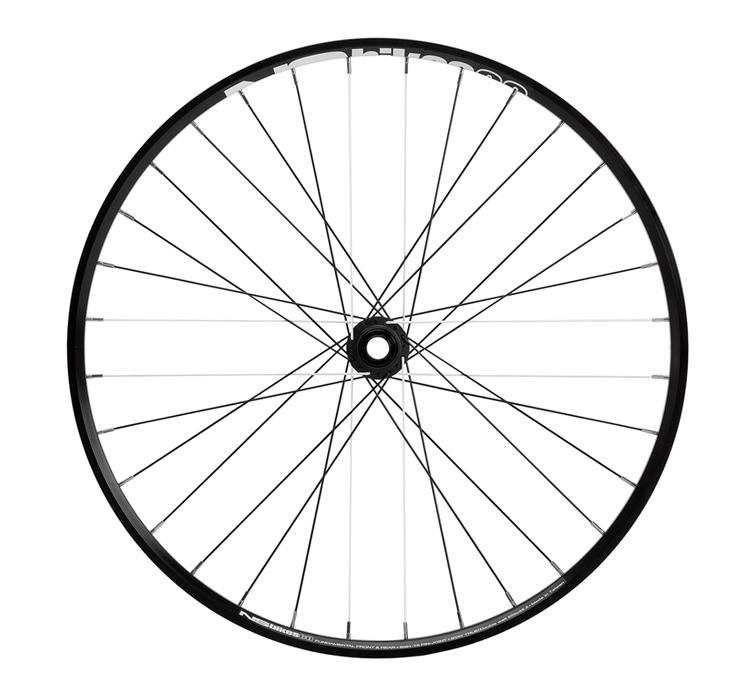 """NS Bikes Koła Fundamental 26"""" / Rotary Cassette 135x10 / Rotary 20"""