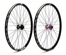 "NS Bikes Koła Enigma Roll 26"" Rotary SS / Rotary 110x20 / 100x15"