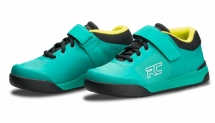 Ride Concepts - Buty Traverse Clipless Teal/Lime Lady