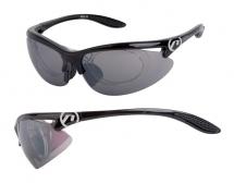 Accent - Okulary Onyx z adapterem do montażu optycznych szkieł korekcyjnych