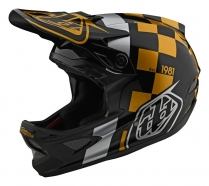 Troy Lee Designs - Kask D3 Raceshop Black Gold