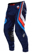 Troy Lee Designs - Spodnie SE SECA Dark Navy Orange
