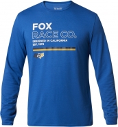 FOX - Longsleeve Analog Tech
