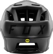 FOX Kask Dropframe Pro Black MIPS