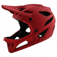 Troy Lee Designs - Kask Stage Stealth Red MIPS®