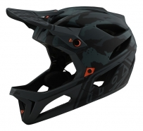 Troy Lee Designs - Kask Stage Camo Green MIPS®