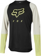 FOX - Jersey Defend Foxhead Black/Yellow