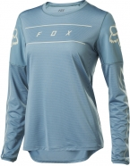 FOX - Jersey Flexair Lady Light Blue