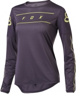 FOX - Jersey Flexair Lady Dark Purple