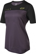 FOX - Jersey Flexair Lady SS Dark Purple