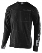 Troy Lee Designs - Jersey Sprint Ultra Black Silver