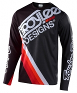 Troy Lee Designs - Jersey Sprint Ultra Tilt Black Gray