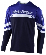 Troy Lee Designs - Jersey Sprint Factory Royal Blue White