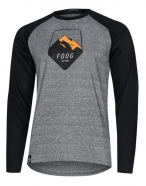 Foog Wear - Jersey Just Ride melange flex