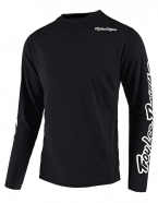 Troy Lee Designs - Jersey Sprint Solid Black